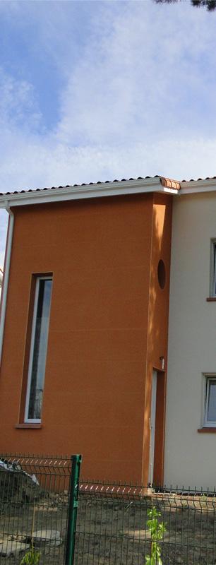 2011 - 2 maisons groupées